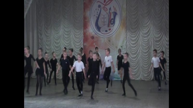 генеральная репетиция, танец