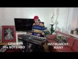 Музыкант Гик исполняет Oasis «Wonderwall»