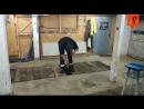 Быстрое открытие ямы в гараже.