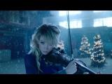 Lindsey Stirling - Carol of the Bells (новый клип 2017 скрипачка линдсей линдси стерлинг)