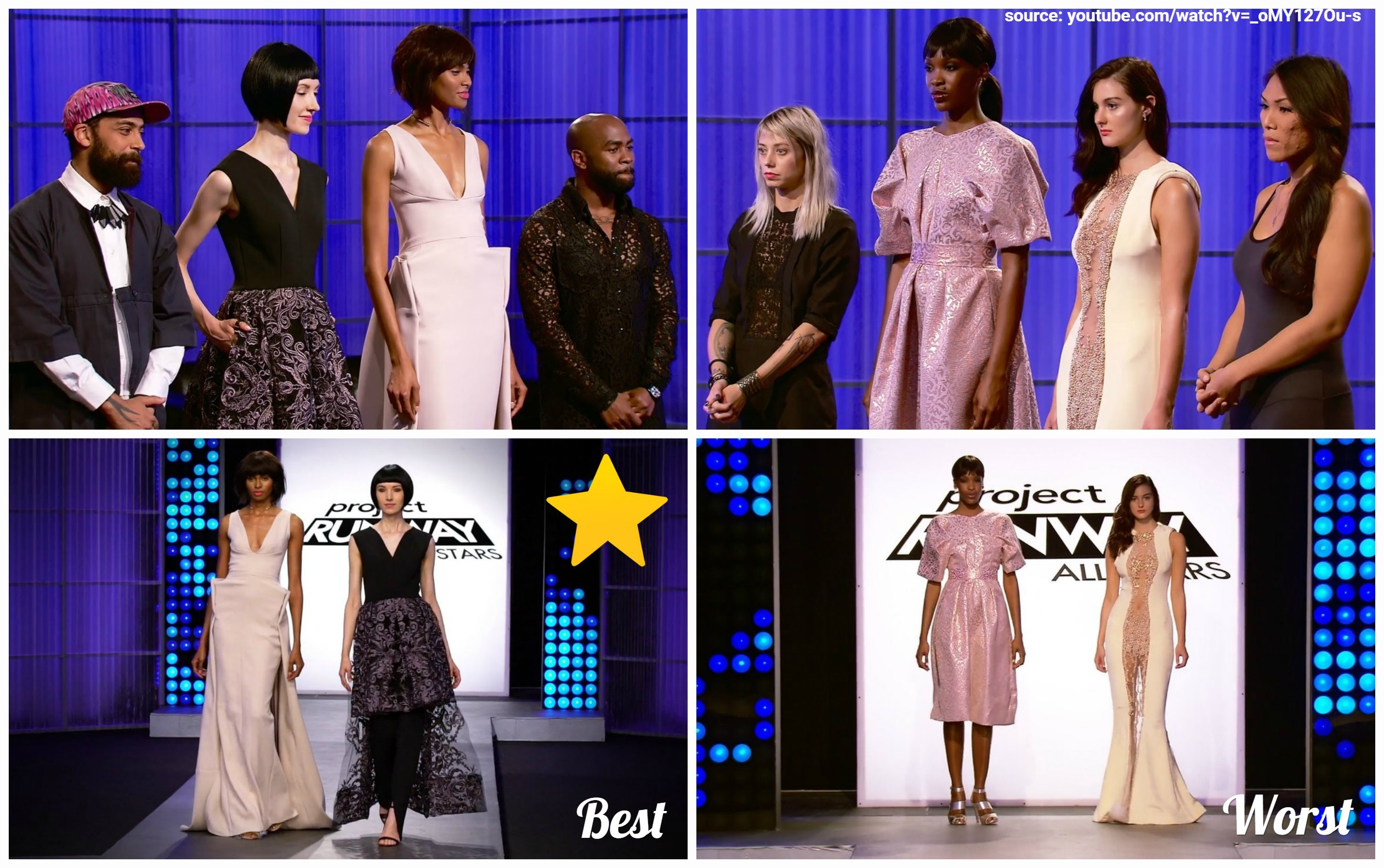 Project Runway All Stars 2018 best and worst designs, who was eliminated, winner