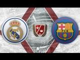 Реал 2:3 Барселона | Испанская Примера 1997/98 | 9-й тур | Обзор матча