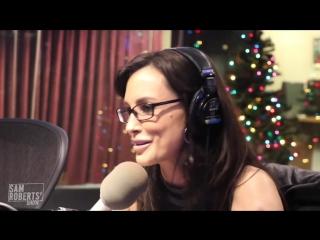 Lisa Ann - Charlie Sheen, James Deen, Banging Athletes, Sarah Palin, etc - #SRShow