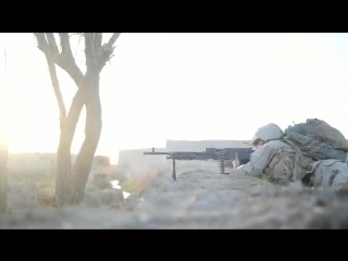 Marines Engage Taliban In Several Intense Firefights