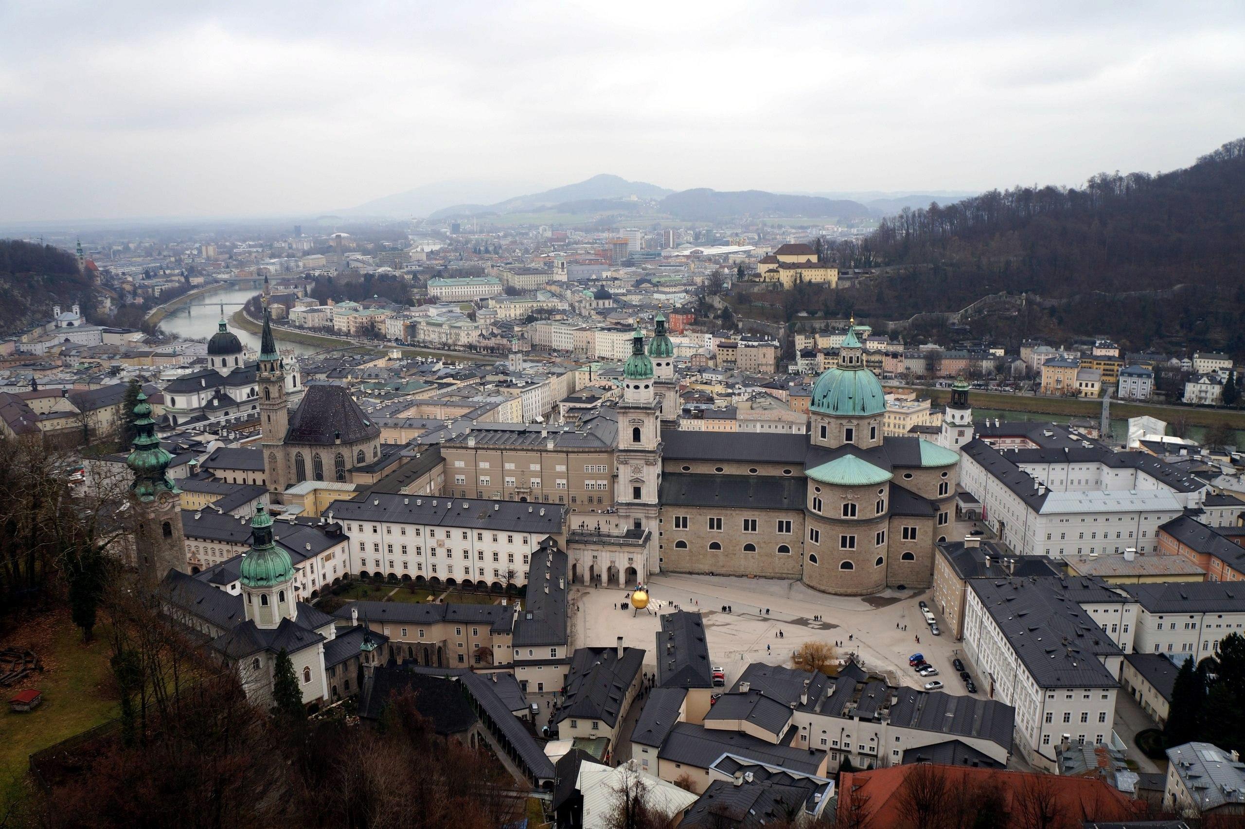 Что посмотреть в Зальцбурге