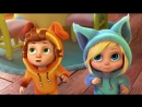 Hickory Dickory Dock ¦ Nursery Rhymes and Baby Songs from Dave and Ava