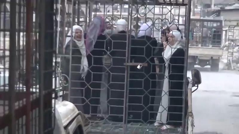 Syrie: Le sort réservé aux civils par les terroristes à la Ghouta-Est.
