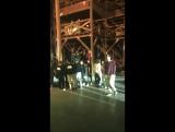 Веревочный парк , танцевальный Баттл