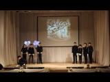 ВПО Оберег, школа № 20 г. Дзержинск- младшая- 2018 -визитка