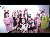 Christmas Greeting from  UNI+ G Green Last Dance