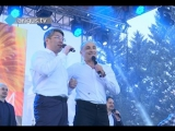 И.о. главы Бурятии Алексей Цыденов спел вместе с