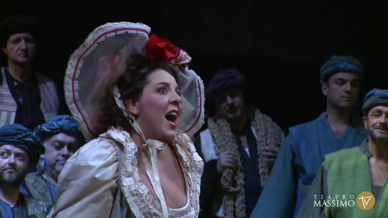 Gioachino Rossini - L'Italiana in Algeri / Итальянка в Алжире (Palermo, 2017)