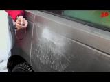 Range Rover Velar - пробьют ли его ручки лед