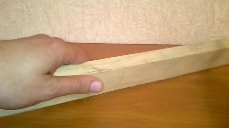 Как я удаляю заусенец с режущей кромки