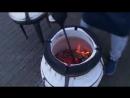 Готовим мясо и овощи в тандыре . Азиатская печь. . .