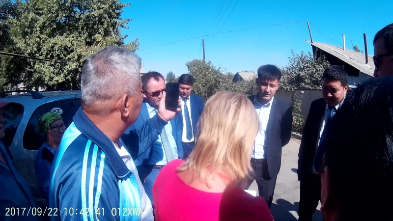 Благоустройство? Казахстан. Алматы. мкр.Теректы02
