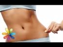 Йога-комплекс для плоского живота!