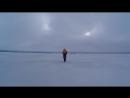 Поездка к форту Тотлебен По льду Финского залива Февраль 2017
