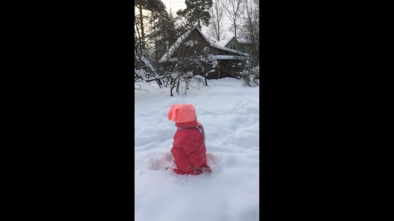 Дочь ревёт, как горилла