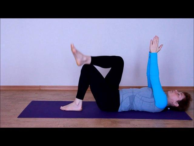 11 Соматика Томаса Ханны. Урок 4: управление мышцами, вращателями туловища.