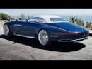 2018 Vision Mercedes-Maybach 6 Cabriolet - interior Exterior and Drive