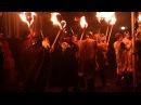 Up Helly Aa - Viking Fire Festival in Shetland Island, Scotland