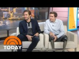 Jake Gyllenhaal And Jeff Bauman Talk About Inspiring New Film Stronger TODAY