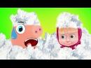 Свинка Пеппа СНЕГ ЛЕТОМ Маша и Медведь Замерзают - Мультфильмы для детей Peppa Pig