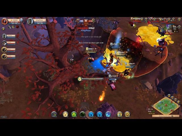 [GvG] Albion Online - Money Guild vs Exertion (EPIC FIGHT) 49