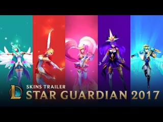 Light A New Horizon | Star Guardian 2017 Skins Trailer - League of Legends