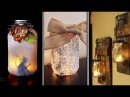 DIY ROOM DECOR 38 Easy Crafts Ideas Decorative glass bottles for Teenagers