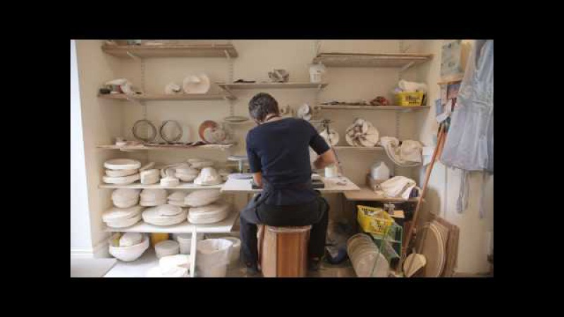 Shaping Ceramics ceramicists in action