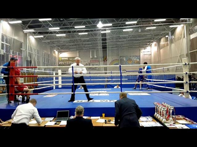 Минджия Ираклий (УОР-2) кмс vs Горда Иван (УОР-2) кмс , 52 кг финал юниоры 2001-2002