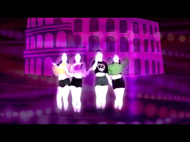 Just Dance 2018 -마지막처럼 (AS IF IT'S YOUR LAST)  BLACKPINK   Fanmade 
