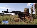 Военно-полевые сборы Кубанского казачьего войска прошли в поселке Молькино под ...