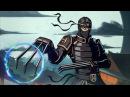 Shadow Fight 2 Lynx Battle Music Black Warrior