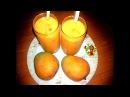 আম কলার স্মোথ্যি mango and banana mix smoothie recipes, broadcast by Ma kitchen