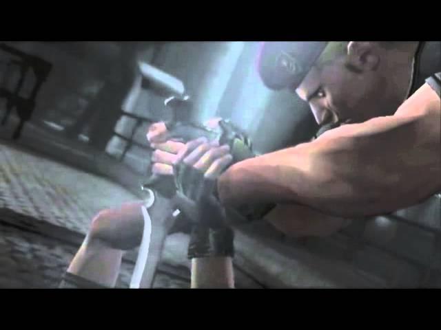 Resident Evil Leon S. Kennedy Tribute