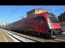 Lambrate, OBB Railjet test in Italy