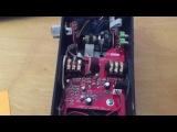 Wah Pedal Dunlop 535q True Bypass Mod wLED