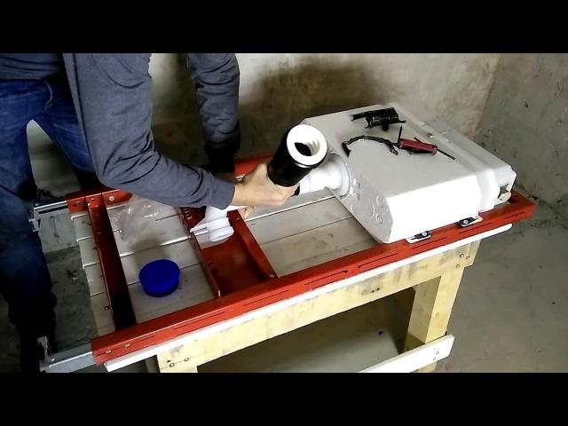 Вентиляция подвесного унитаза вытяжка в ванную