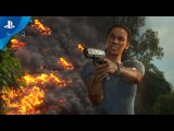 UNCHARTED: The Lost Legacy – PS4 Story Trailer | E3 2017