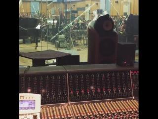 «Сюита Tomb Raider» в Abbey Road Studios