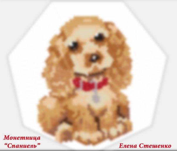 Елена Стешенко, авторские схемы, авторская схема, вязание бисером, вязание монетниц, кошелек, кошелечек, монетница, монетница из бисера