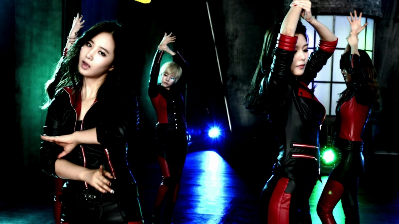 Girls Generation - FLOWER POWER (Dance Version)