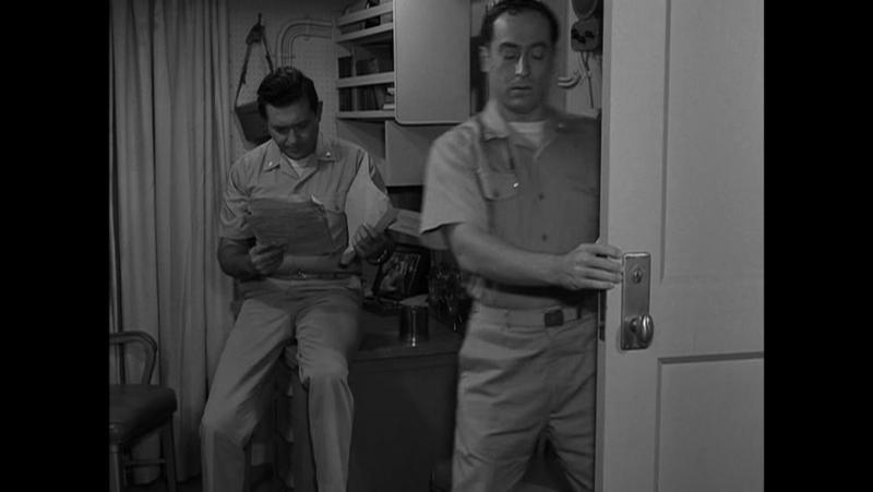 Сумеречная зона.4 сезон.2 серия(Фантастика.Триллер.1962-1963)