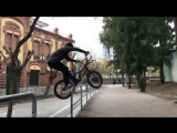 Corey Martinez Barcelona BMX