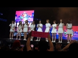 170625 TWICE plays the Fortune Wheel at KCON New York
