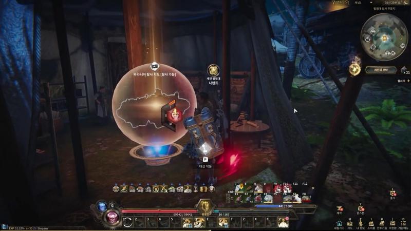 A_IR Warlord Max Level Gameplay Field Buffs OP
