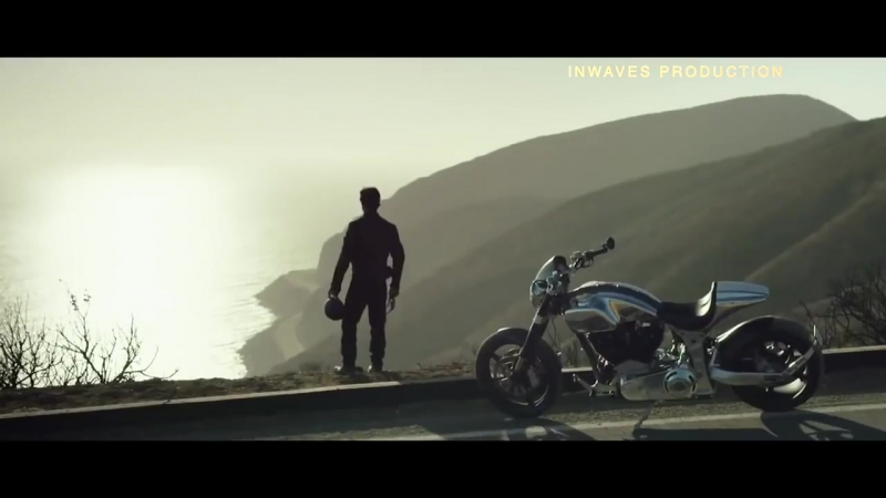Киану Ривз и Гард Холлинджер о новых мотоциклах Arch Motorcycle